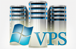 KVM Windows VPS в Европе